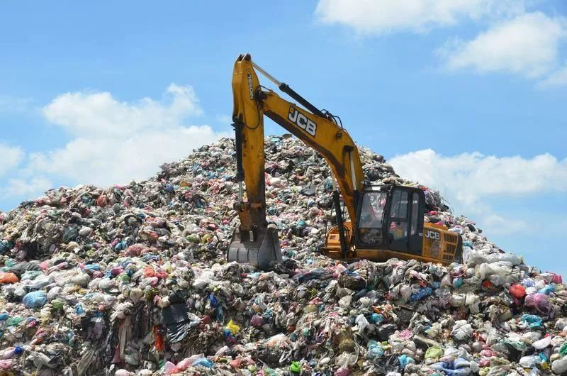 垃圾处理厂