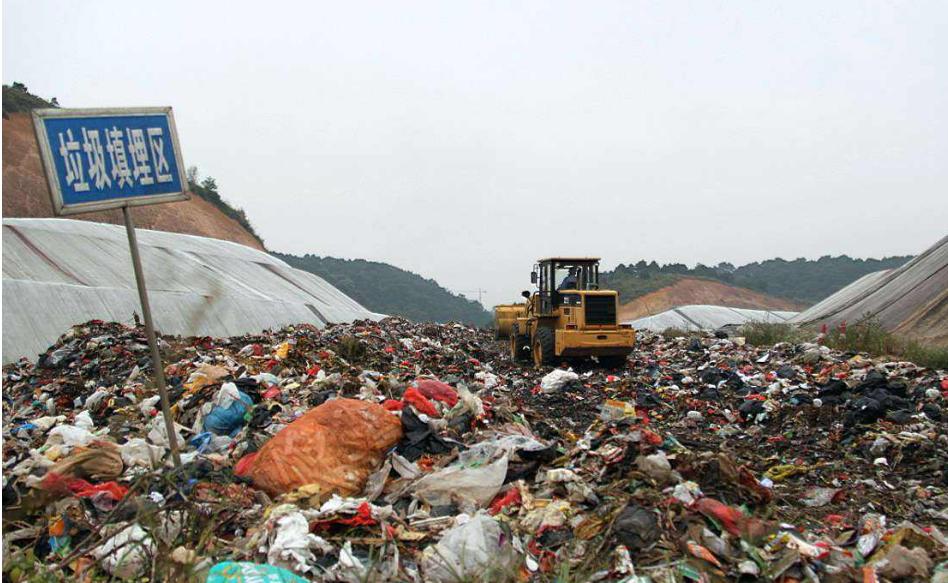农村垃圾处理