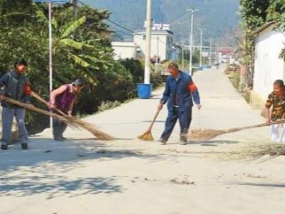 农村垃圾处理行业
