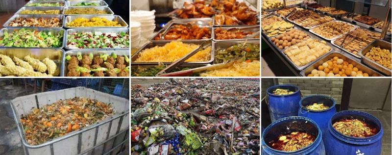 餐厨食物垃圾