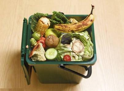 餐厨垃圾桶
