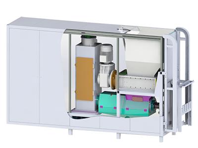 餐厨垃圾处理机工作原理是怎样的