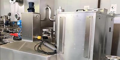 怀仁饭店—隔油提升一体化设备案例