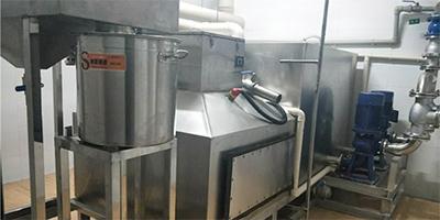 海創綠谷—油水分離器安裝案例
