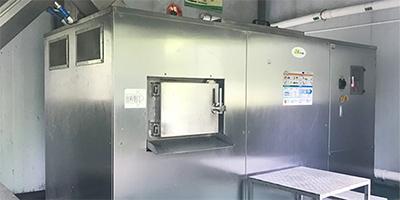 迎園中學—餐廚垃圾減量化處理設備案例