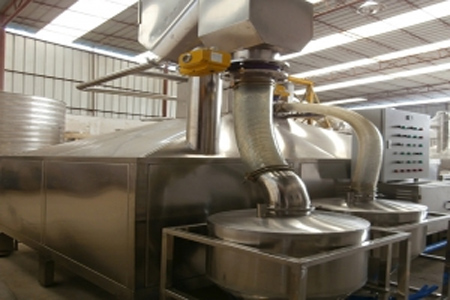 油水分离器安装